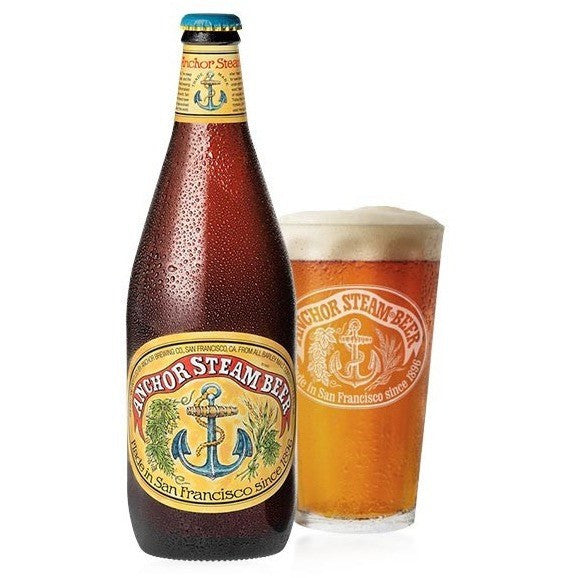 Anchor Steam Beer 12pk