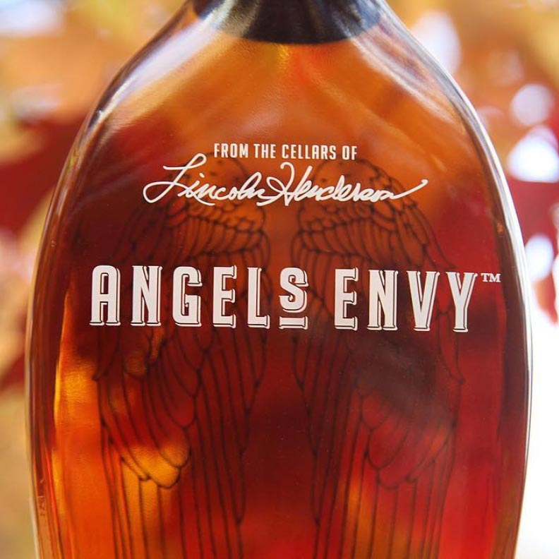 Angel's Envy Bourbon 750mL