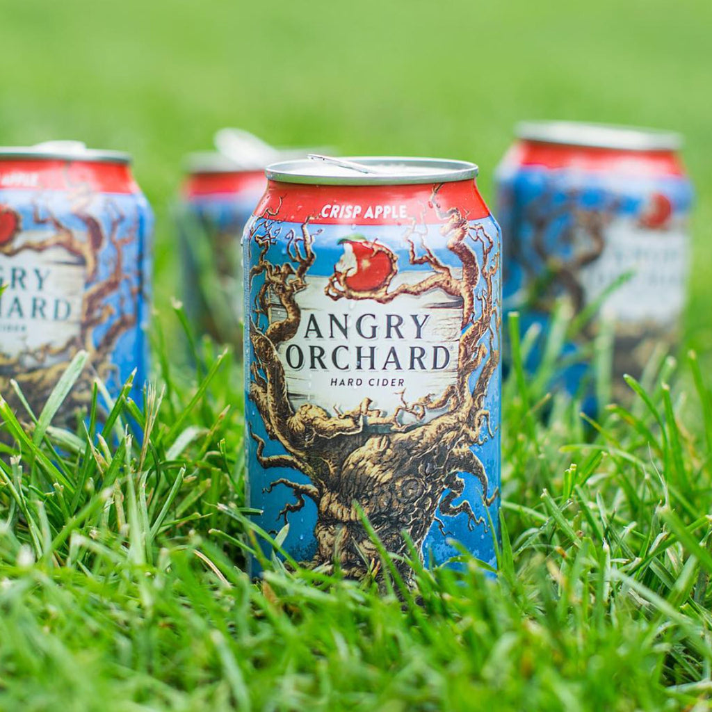 Angry Orchard Crisp Apple Cider 6pk