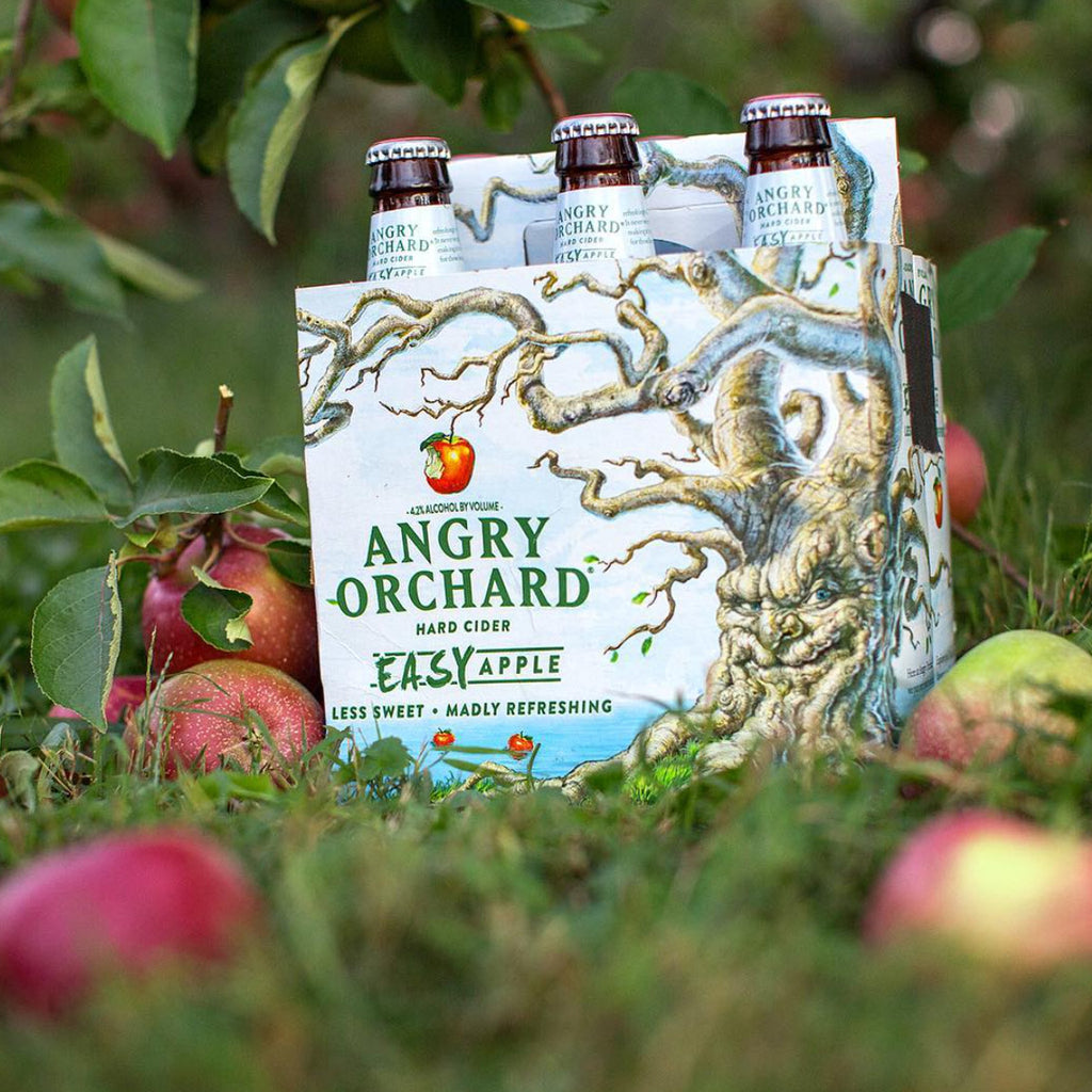 Angry Orchard Easy Apple Hard Cider 6pk