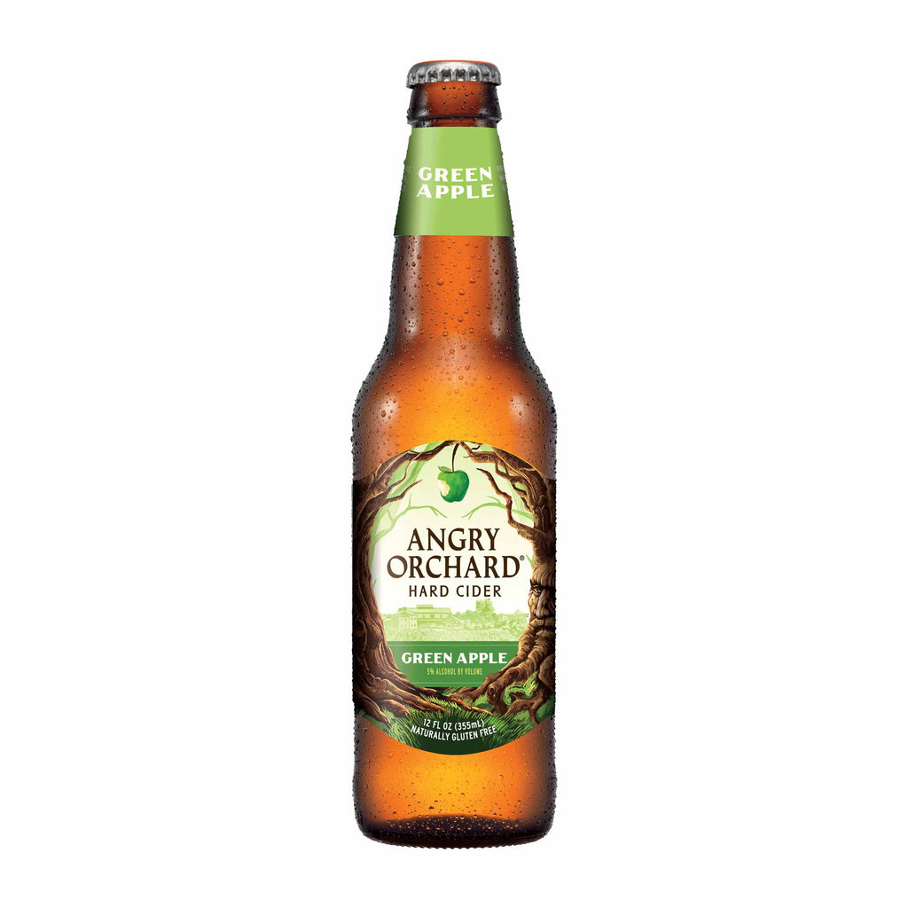Angry Orchard Green Apple Hard Cider 6pk