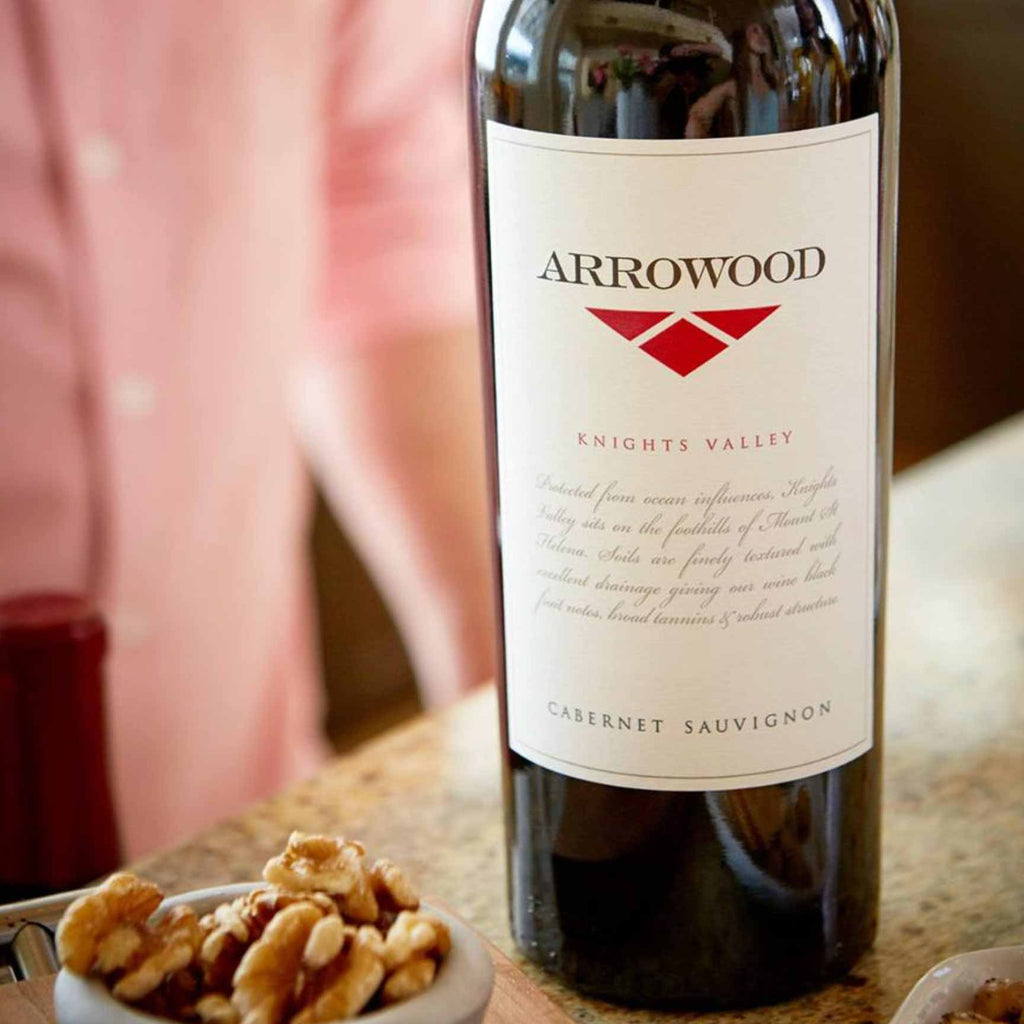 Arrowood Knight's Valley Cabernet Sauvignon 2014