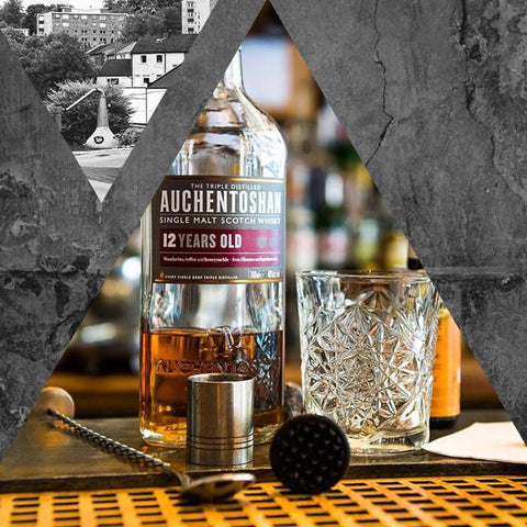 Auchentoshan 12 Year Single Malt Scotch 750mL