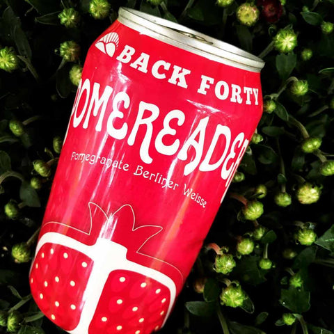 Back Forty Pomereader Berliner Weisse 4pk