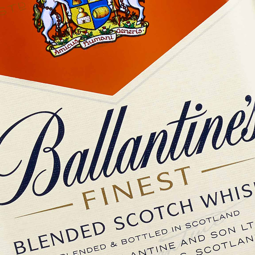 Ballantine's Finest Blended Scotch Whisky 1.75L