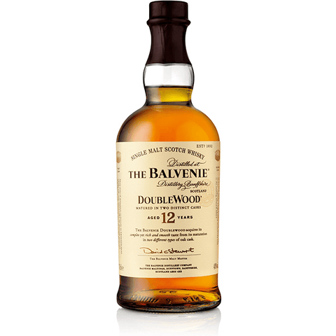 The Balvenie 12 Year Double Wood Single Malt Scotch