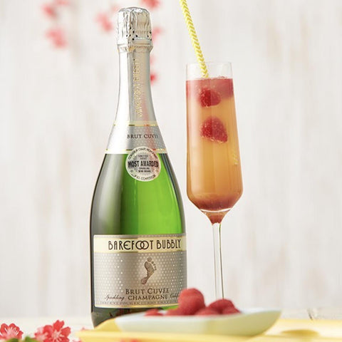 Barefoot Bubbly Brut 750mL