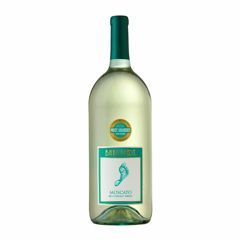 Barefoot Moscato 1.5L