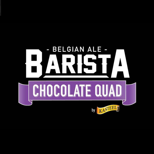 Kasteel Barista Chocolate Quad 750mL