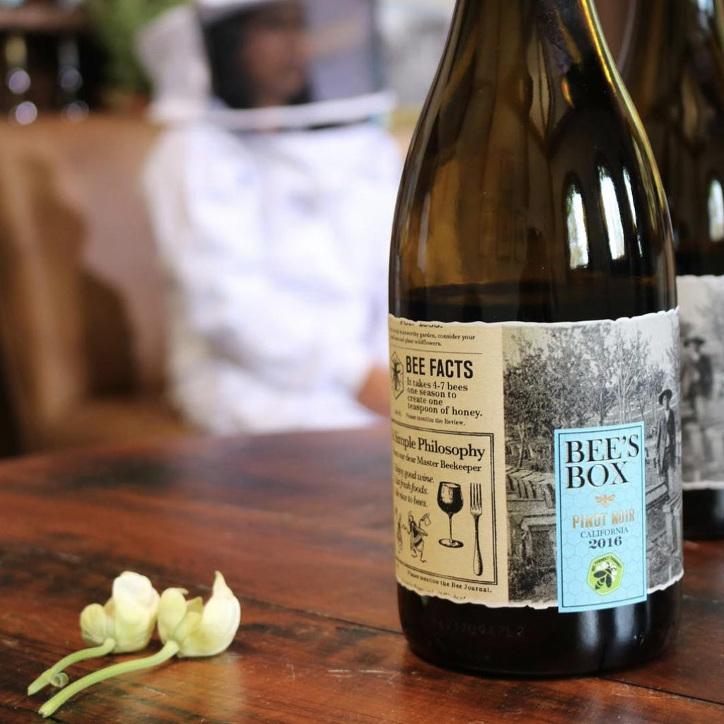 Bee's Box Pinot Noir 2016 by Francis Coppola