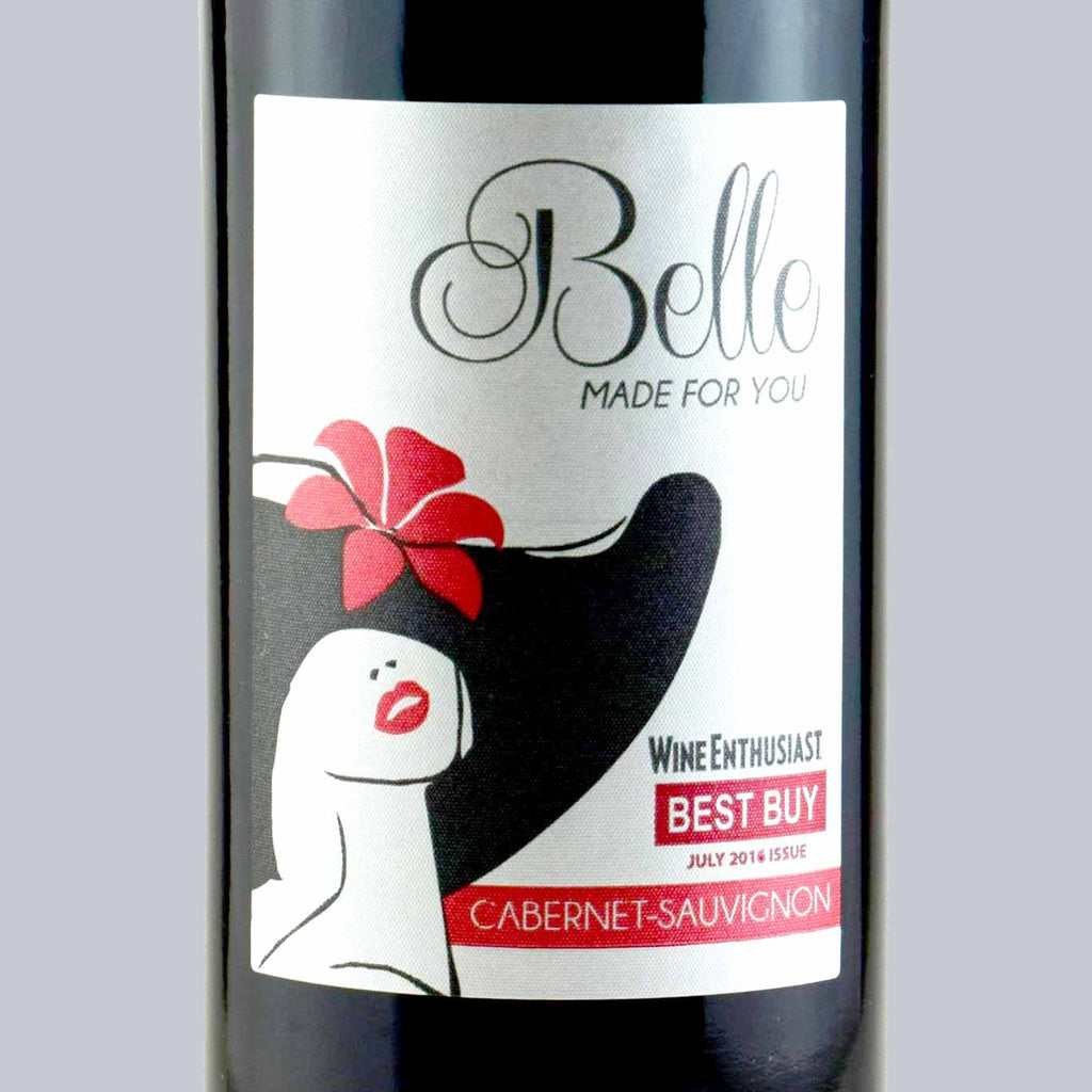 Belle Made for You Red 750mL