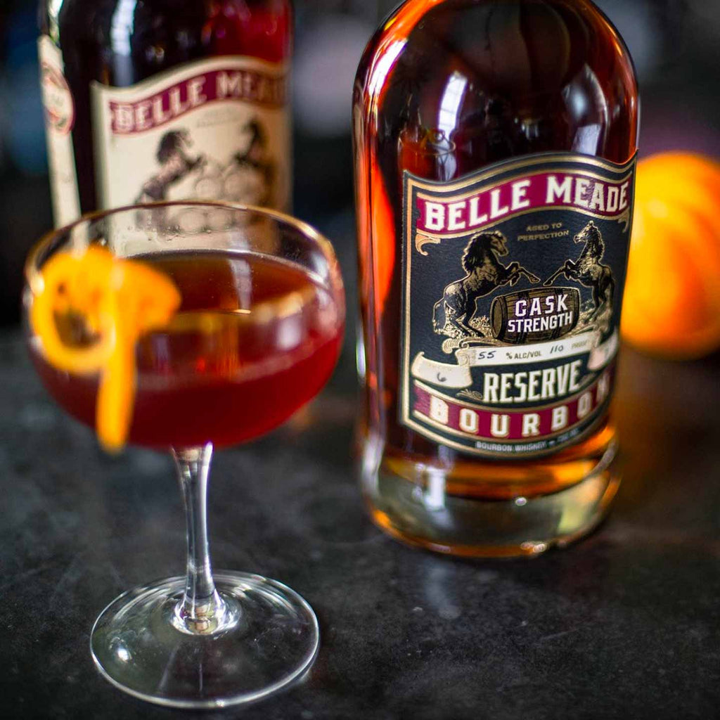 Belle Meade Cask Strength Reserve Bourbon 750mL