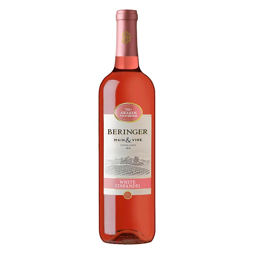 Beringer White Zinfandel 750mL