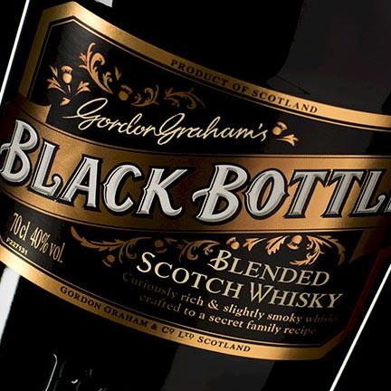 Black Bottle Scotch 750mL