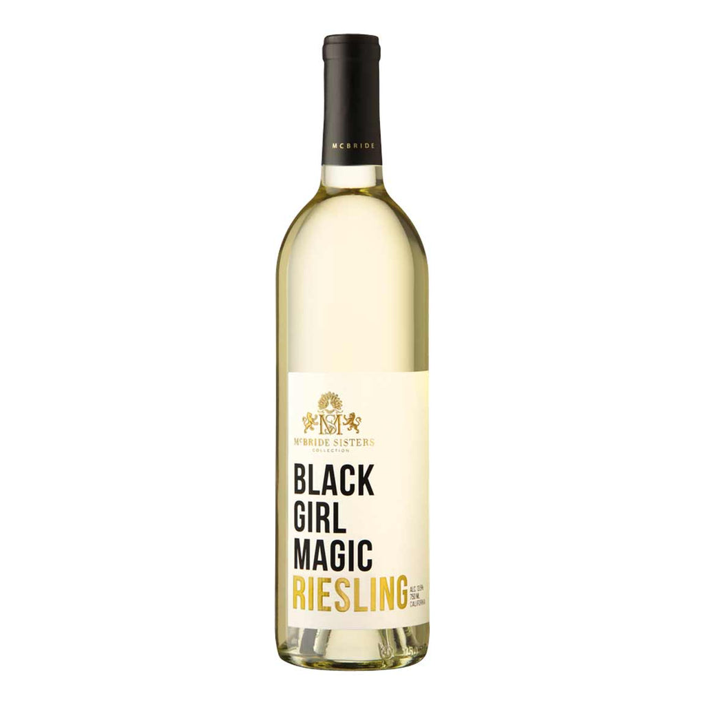 Black Girl Magic Riesling by the McBride Sisters