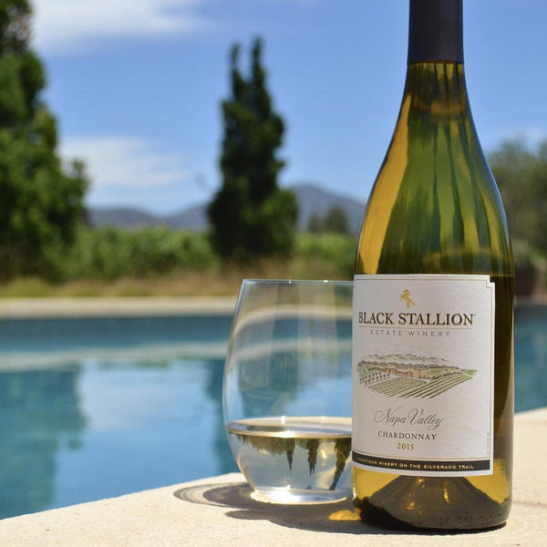 Black Stallion Chardonnay 2015