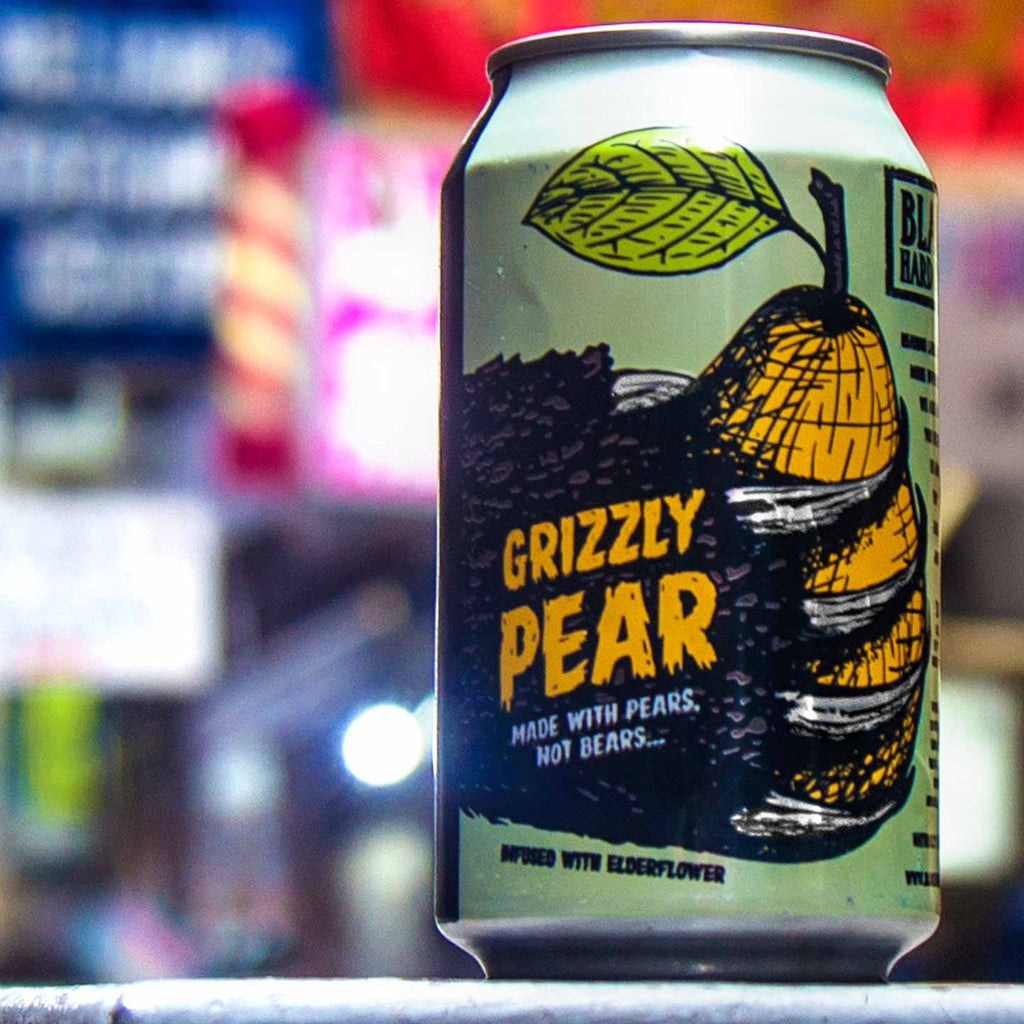 Blake's Grizzly Pear Cider 6pk