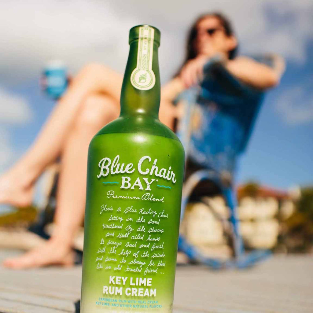 Blue Chair Bay Key Lime Rum Cream 750mL
