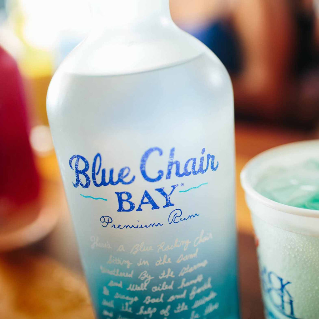Blue Chair Bay White Rum 750mL