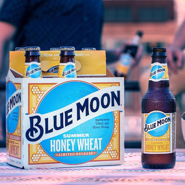 Blue Moon Summer Honey Wheat 6pk