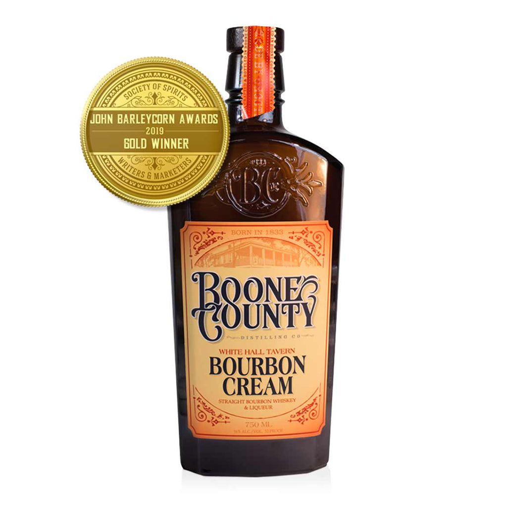 Boone County Bourbon Cream