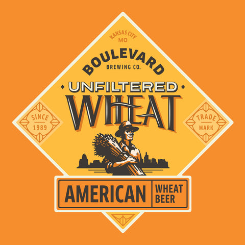 Boulevard Unfiltered American Wheat 6pk