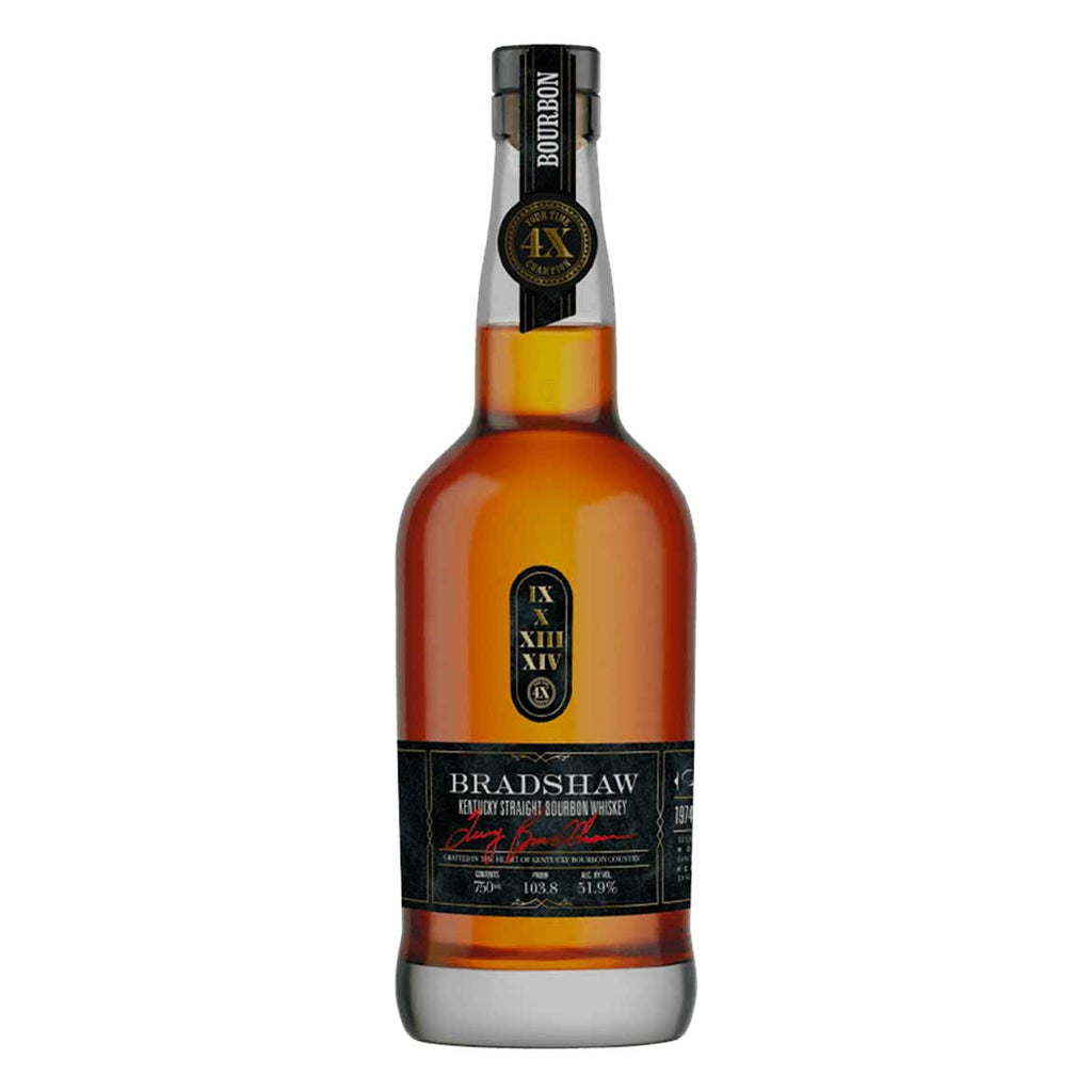 Bradshaw Bourbon 750mL