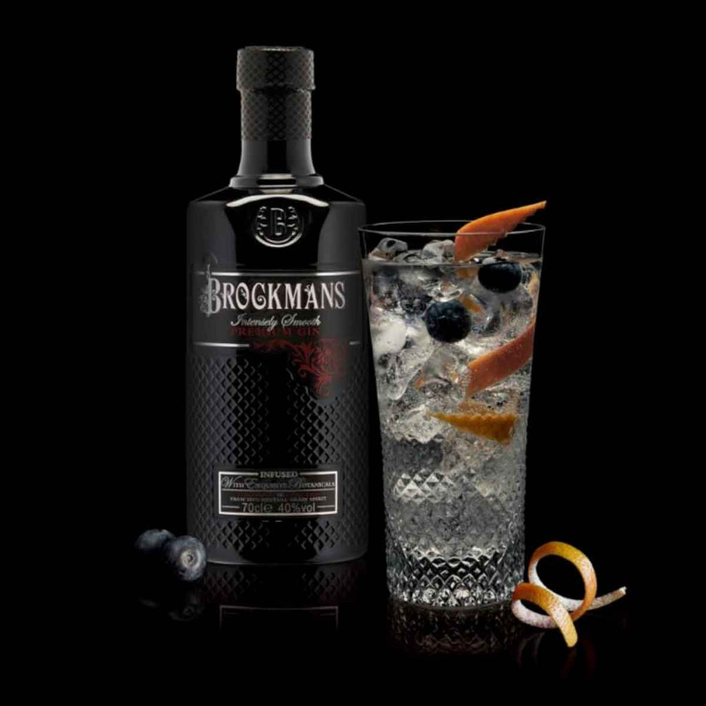 Brockman's Intensely Smooth Premium Gin 750mL