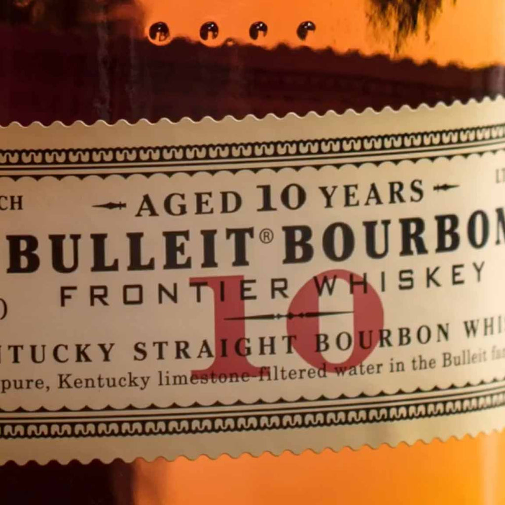 Bulleit 10 Year Bourbon 750mL