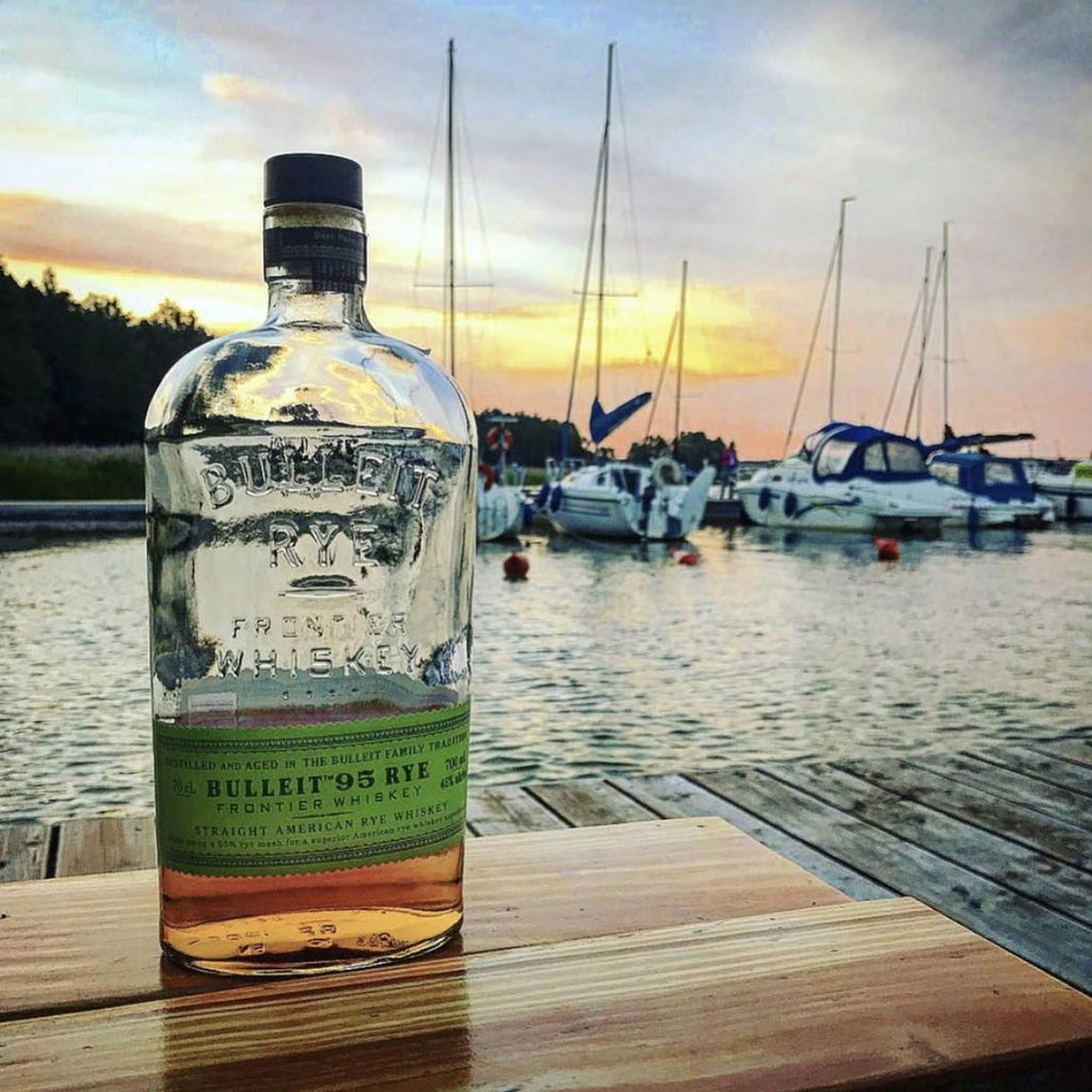 Bulleit Rye Frontier Whiskey 750mL