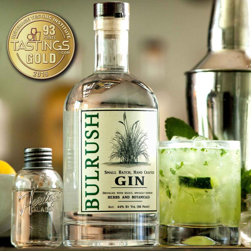 Bulrush Gin 750mL