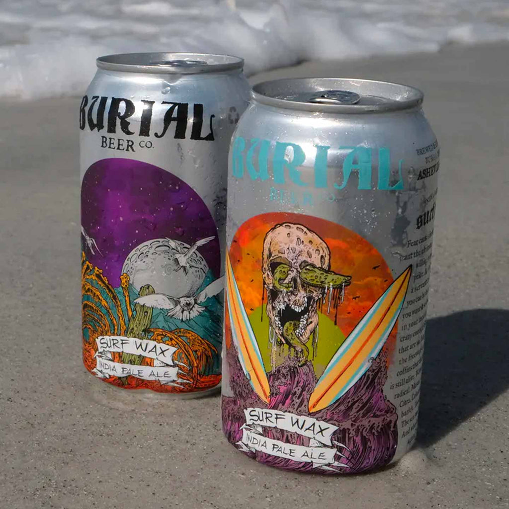 Burial Beer Co. Surfwax IPA 6pk