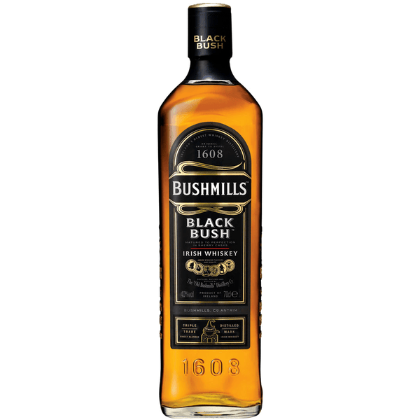 Bushmills Black Bush Irish Whiskey 750mL
