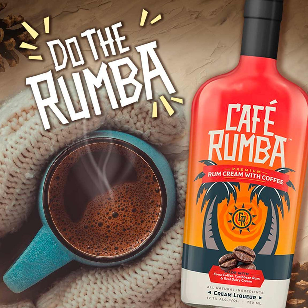 Cafe Rumba Rum Cream with Coffee