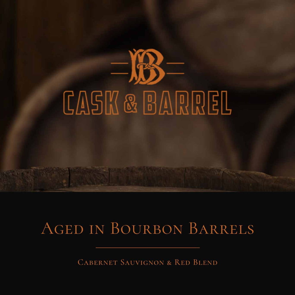 Cask & Barrel Rackhouse Red Blend