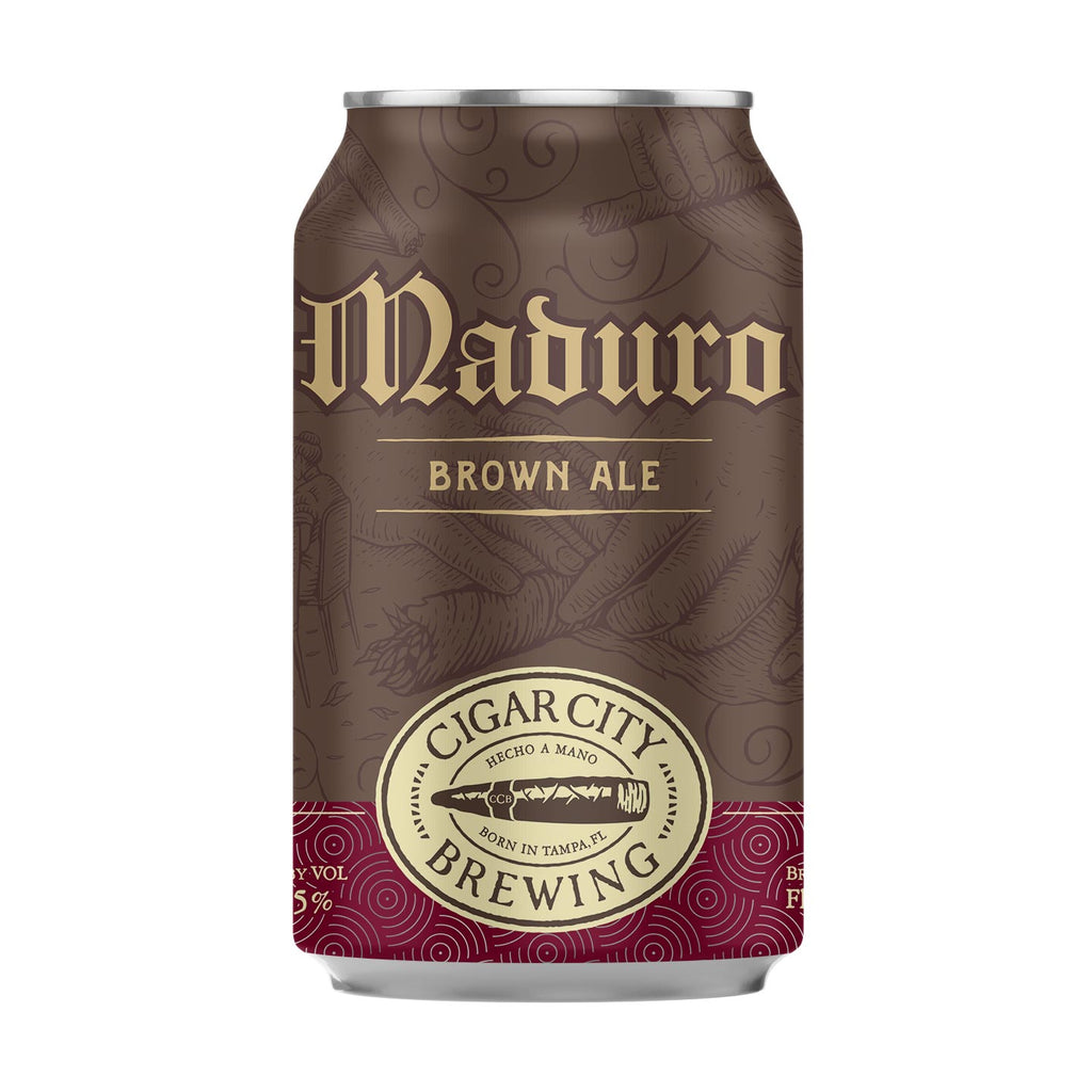 Cigar City Maduro Brown Ale 6pk