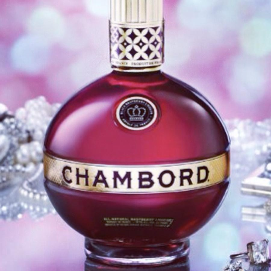 Chambord Raspberry Liqueur 750mL
