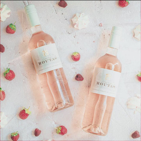 Chateau Routas Rose 2017