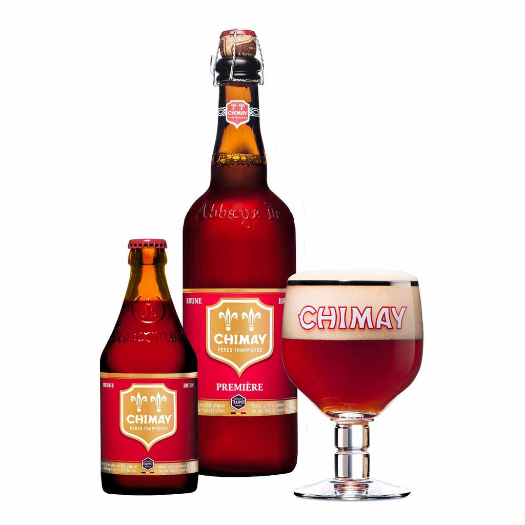 Chimay Premiere Red Cap 750mL