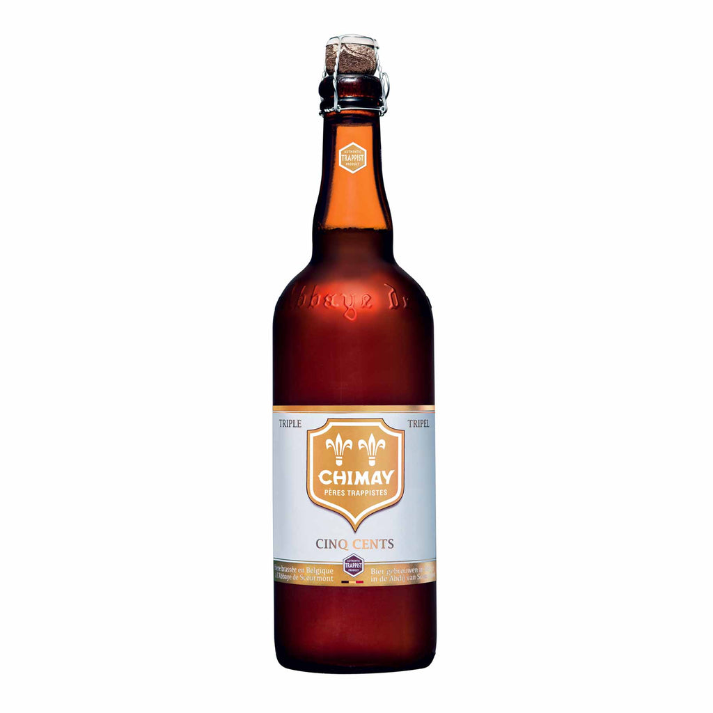 Chimay Triple Cinq Cents 750mL