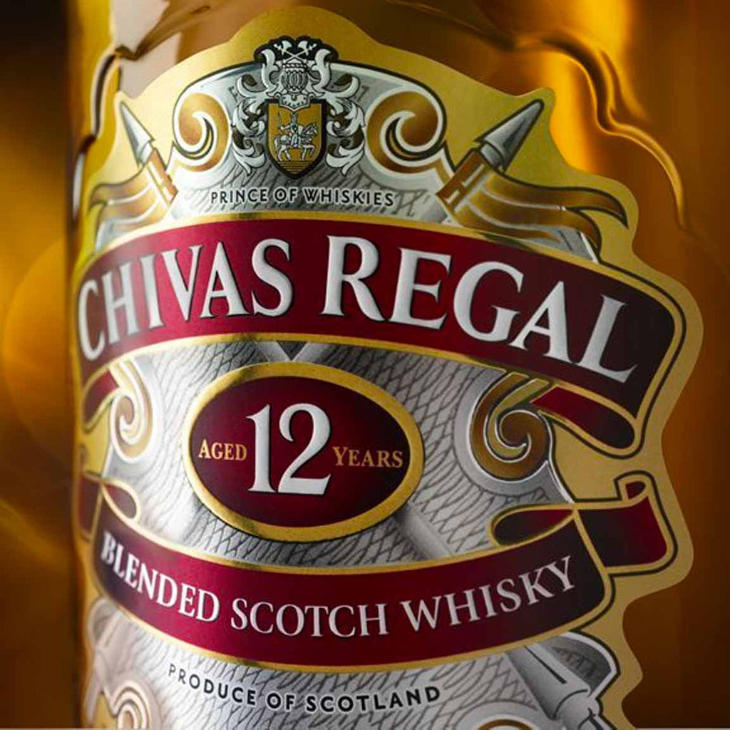 Chivas Regal Blended Scotch 750mL