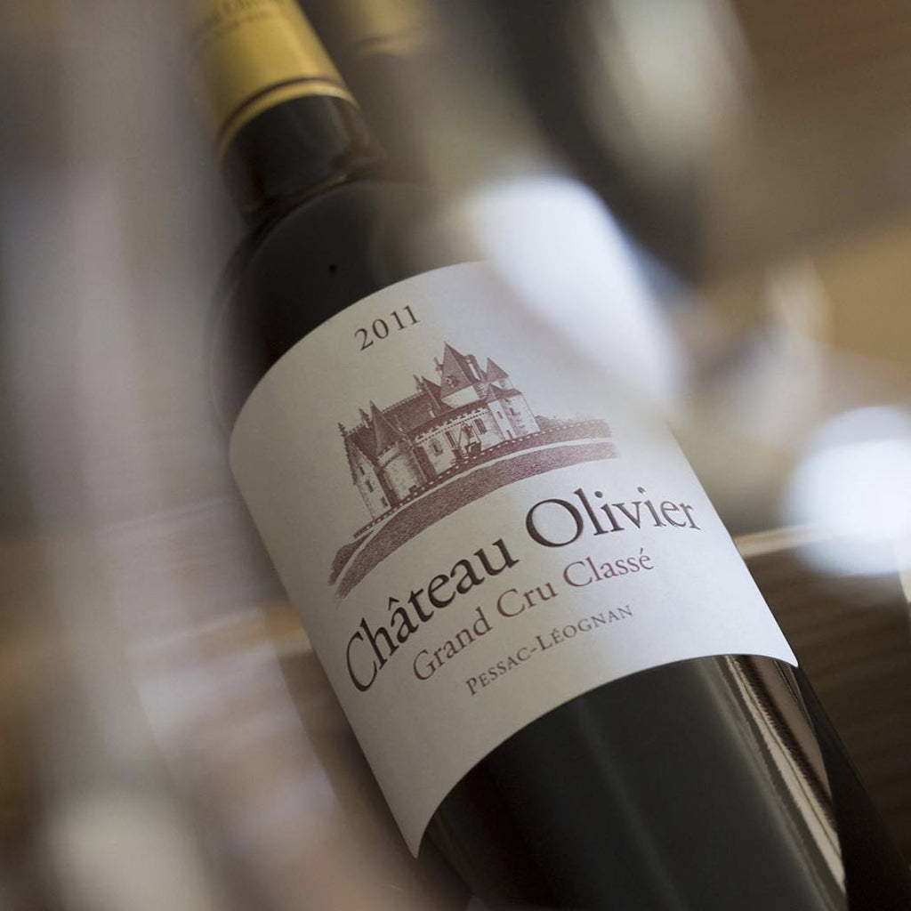 Chateau Olivier Pessac-Leognan Red 2014