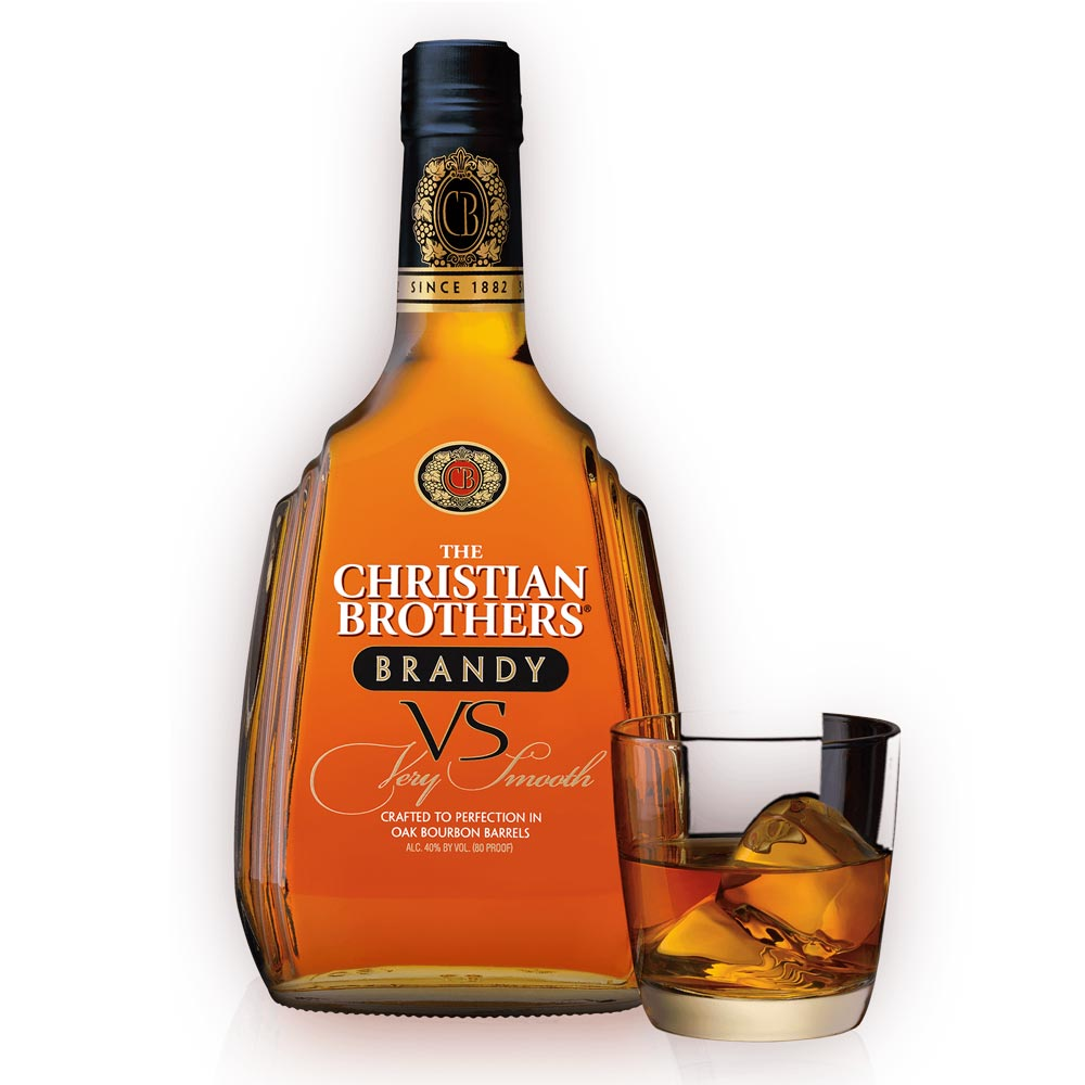 Christian Brothers VS Brandy 1.75L