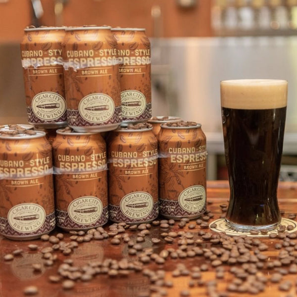 Cigar City Cubano Espresso 4pk