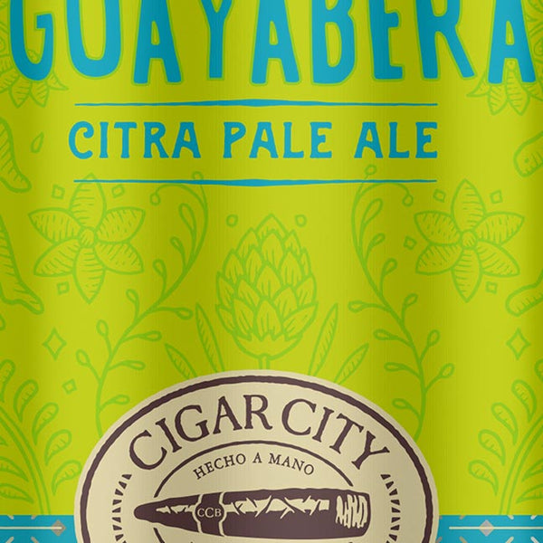 Cigar City Guyabera 6pk
