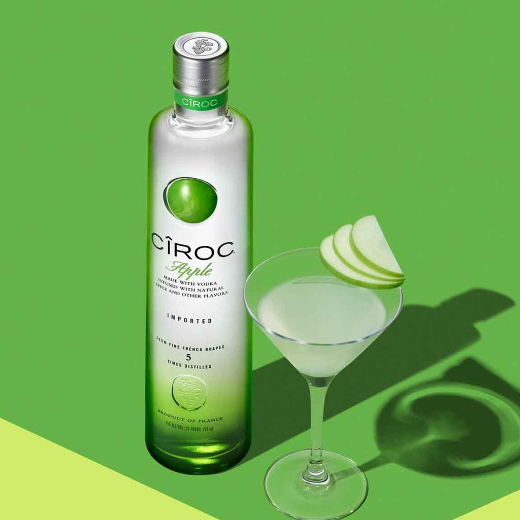 Ciroc Apple Vodka 1.75L
