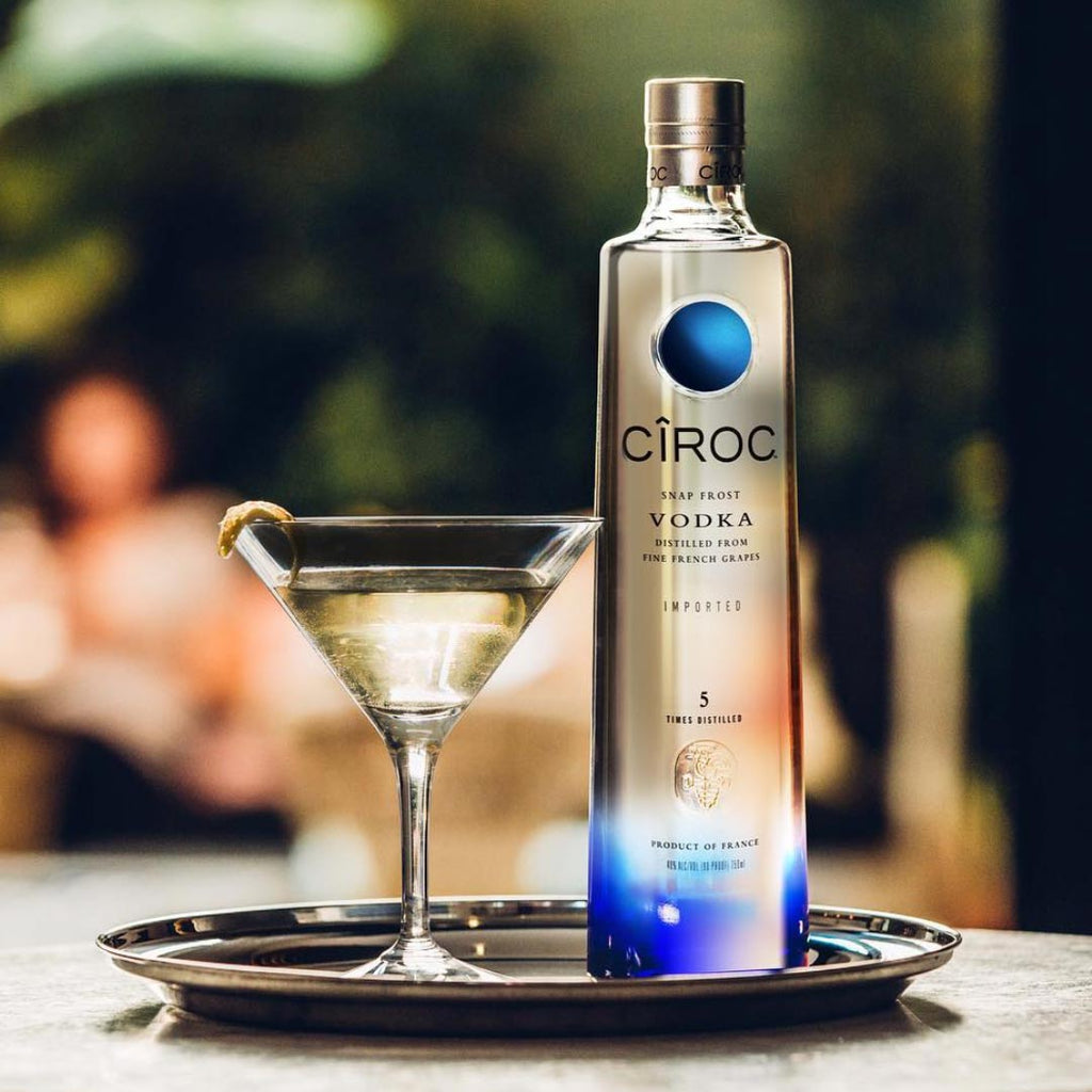 Ciroc Vodka 750mL