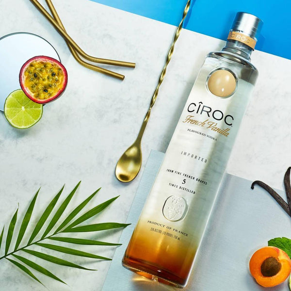 CÎROC French Vanilla Vodka 750mL