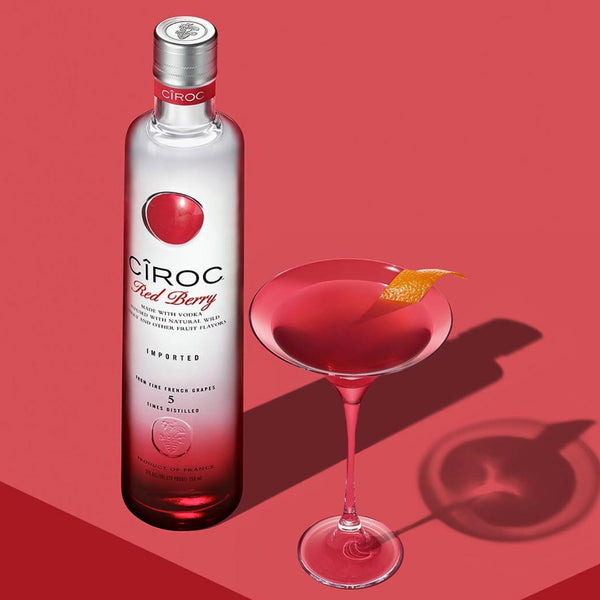 Ciroc Red Berry Vodka 1.75L