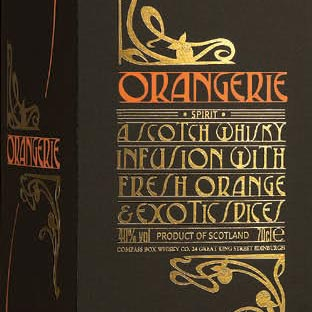 Compass Box Orangerie Scotch Whisky Infusion 750mL